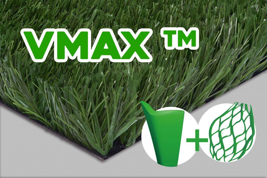 CCGrass, artificial grass product, Vmax