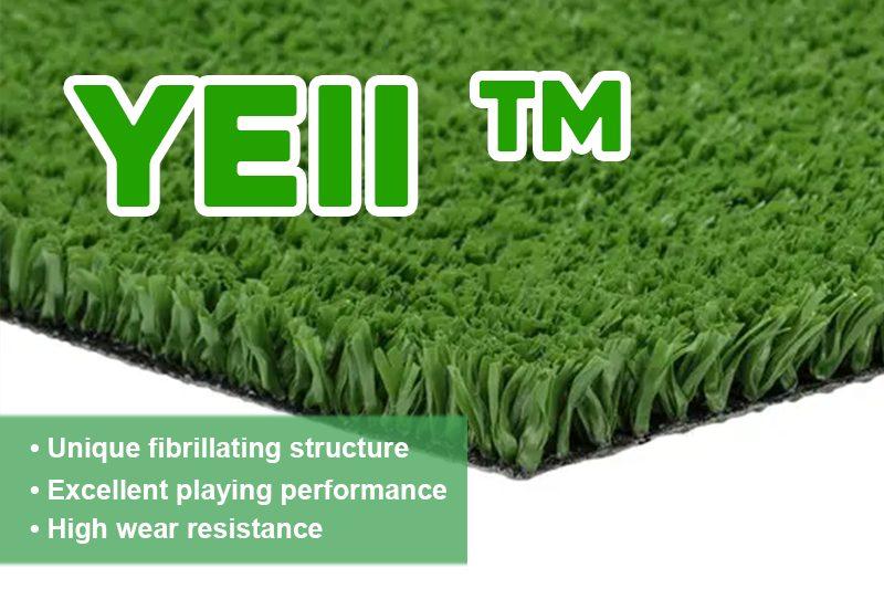 CCGrass, artificial grass product, YEII