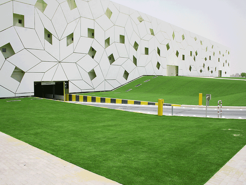 CCGrass, landscape grass, artificial turf for commercial
