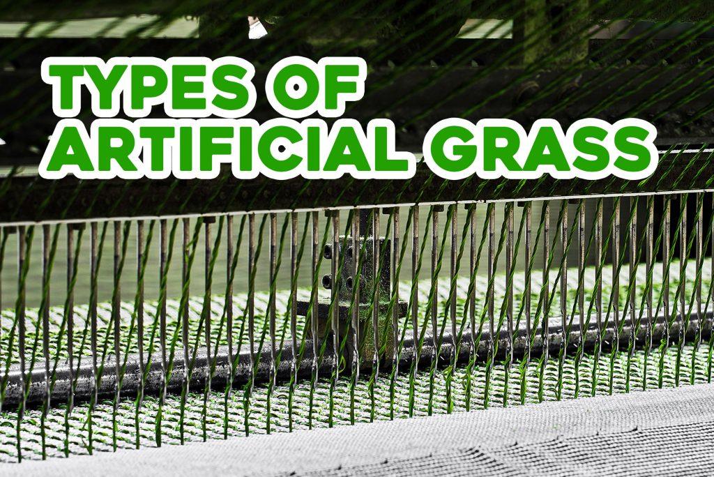 CCGrass, types of artificial grass