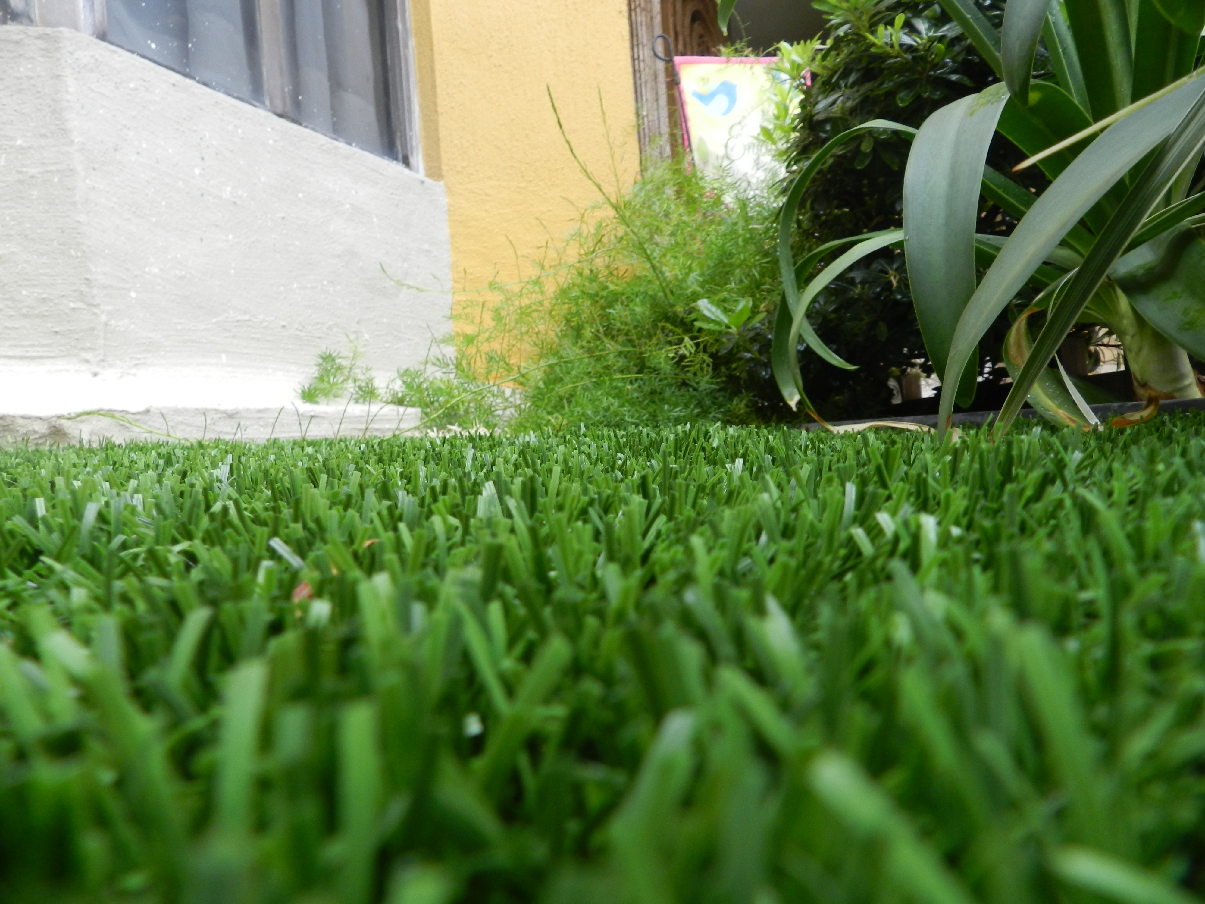 Three impacts that pile height have on artificial grass