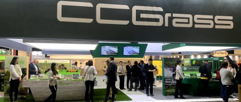 Great success for CCGrass at FSB Show 2019 in Cologne