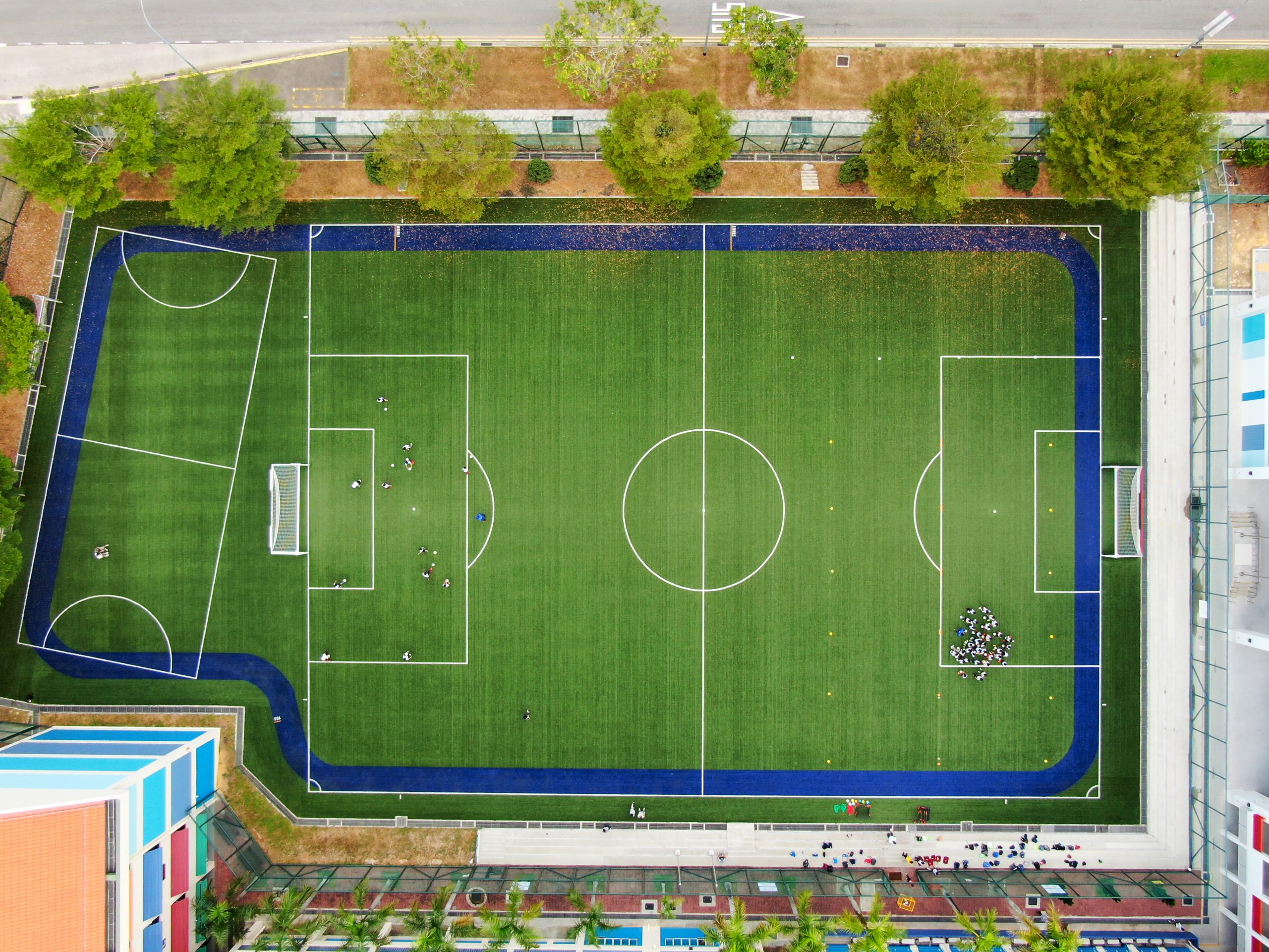 Singapore sports field, artificial grass, ccgrass