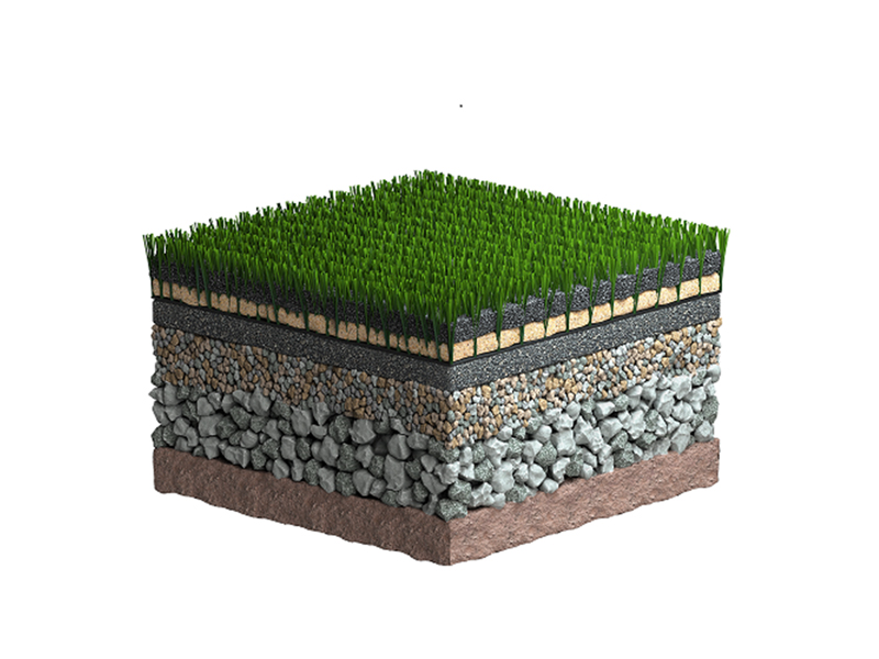 CCGrass, artificial turf system