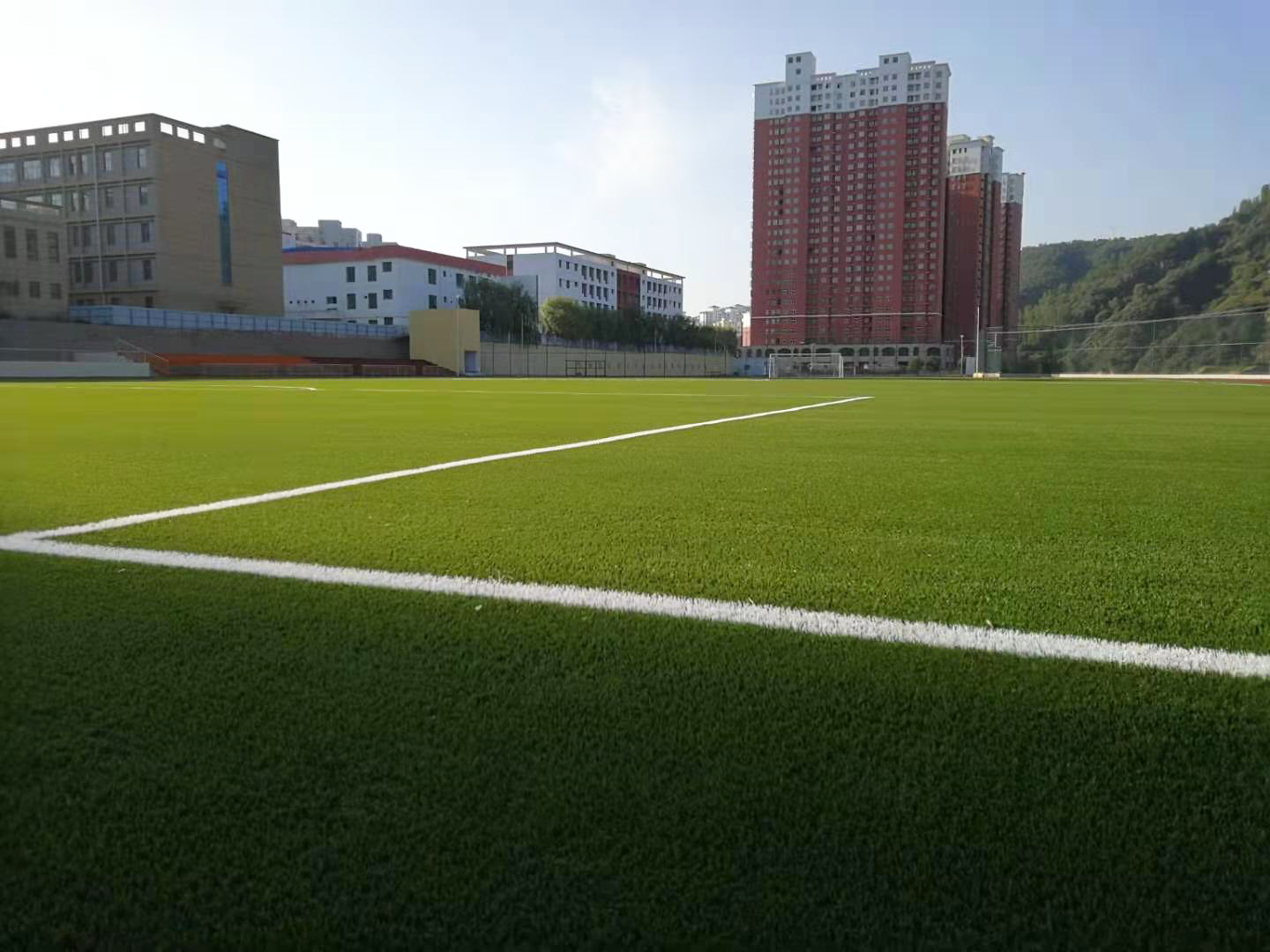 Top 5 considerations when choosing your next sports field surface