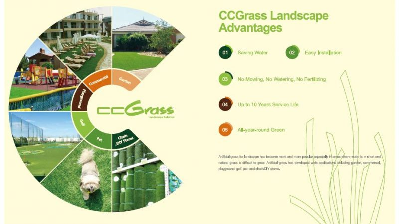 Do you know about the types of landscape grass?