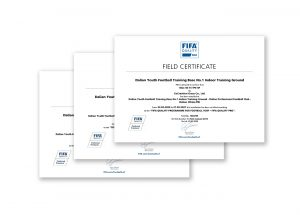 FIFA certification CCGrass