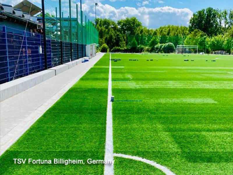 CCGrass, artificial turf, TSV Fortuna, Billigheim