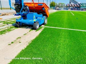 CCGrass football pitch in TSV Fortuna in Billigheim, Germany (1)