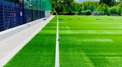 CCGrass close to completing its first artificial grass pitch in Germany