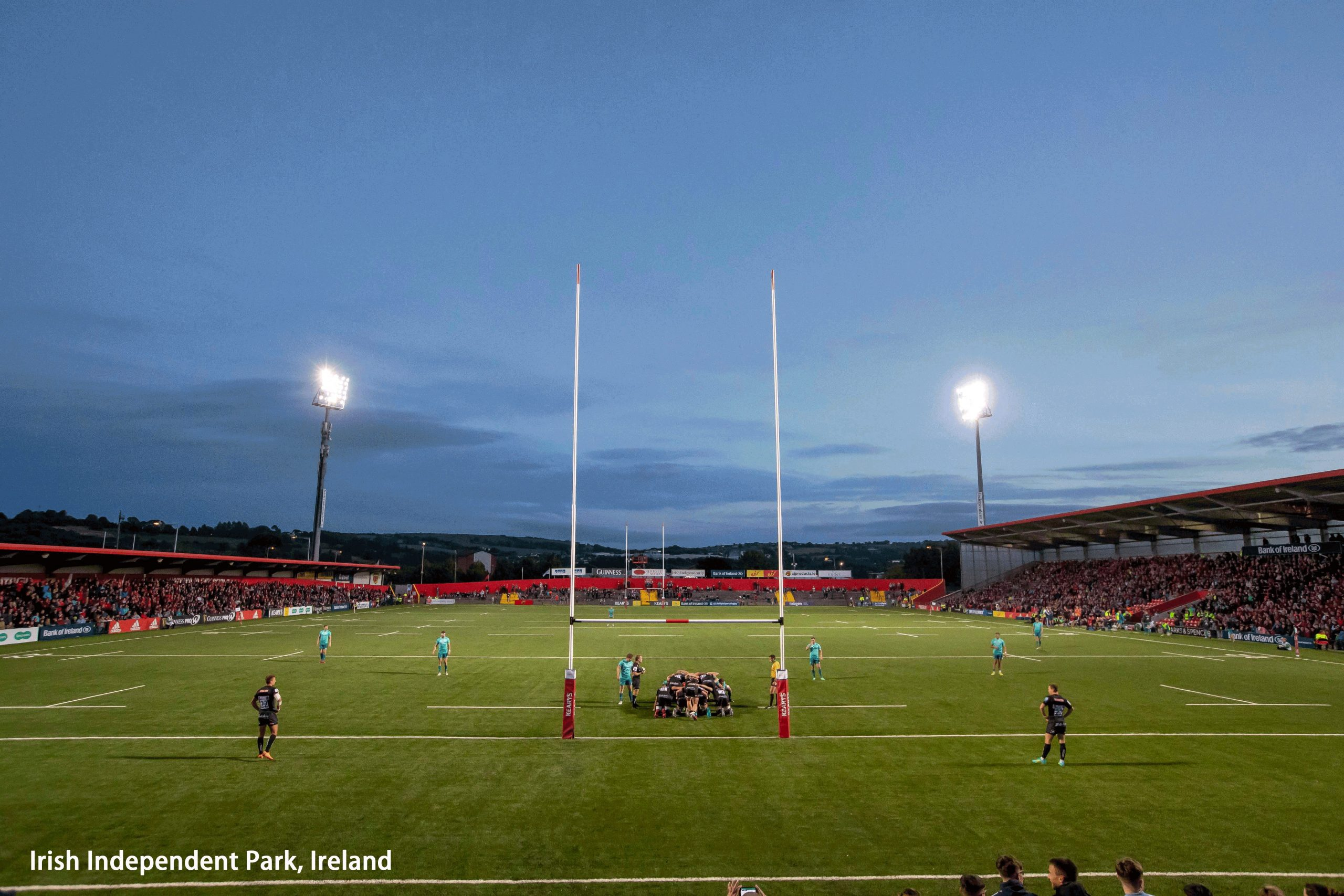 Irish Independent Park, Munster Rugby