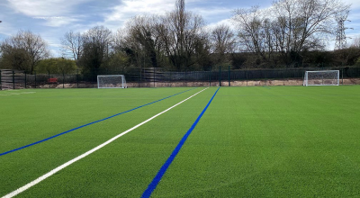 Corpus Christi Primary School Pitch Update