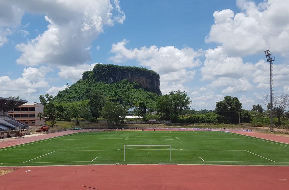 National Sports University -Chumphon (Thailand)