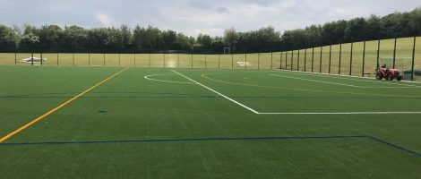Ecclesfield School Pitch Update