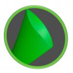 CCGrass, artificial grass fibre,Superb 40 Product Profile 2