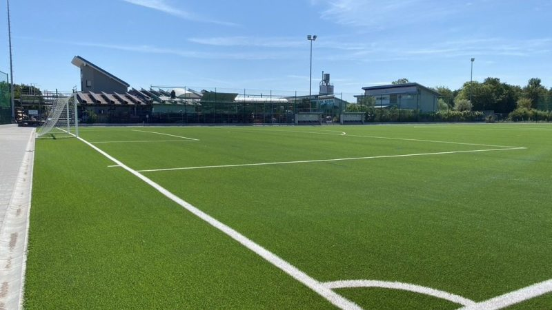 Synthetic Turf Pitches – German Style
