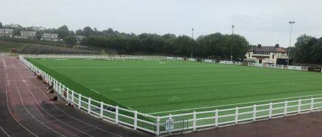 Horsfall Stadium, Bradford Park Avenue Update
