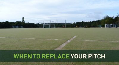 Can you afford not to replace your synthetic turf?