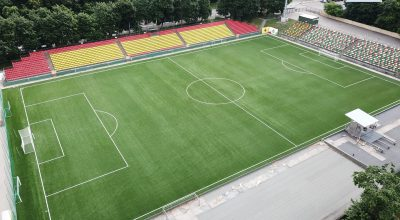 CCGrass complete FIFA Quality Pro pitch in Lithuania