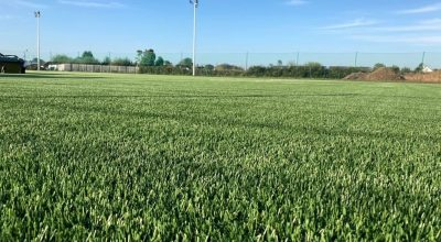 Moate Community School pitch is ready to be filled