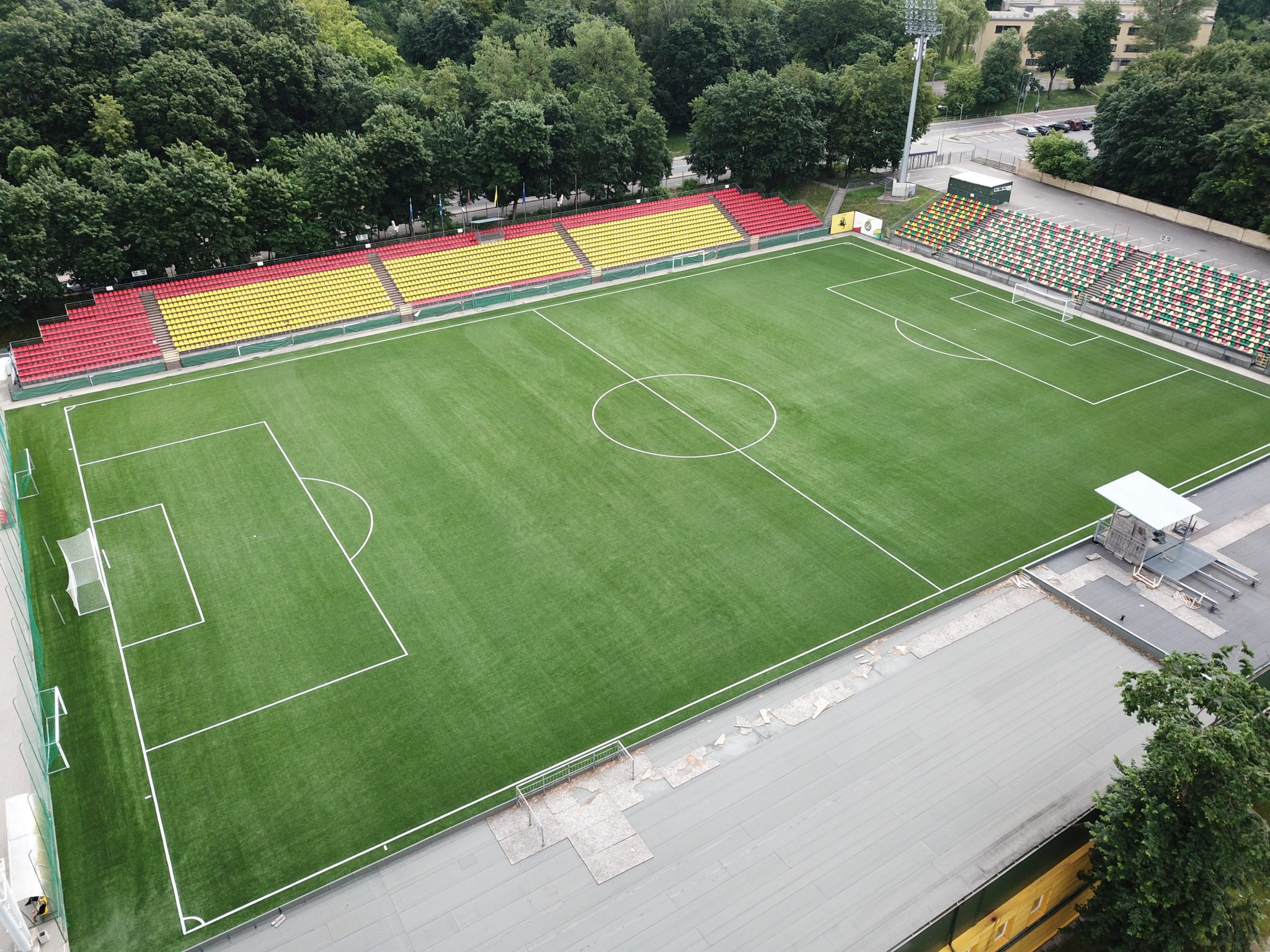 Choosing your turf supplier