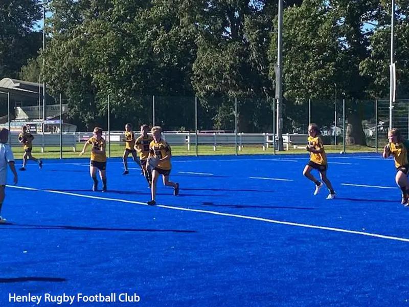 CCGrass, Henley RFC