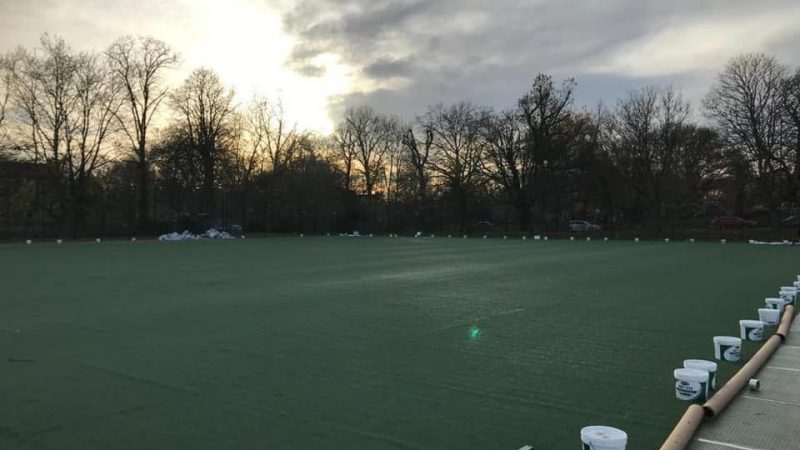 Club Des Sport pitch update