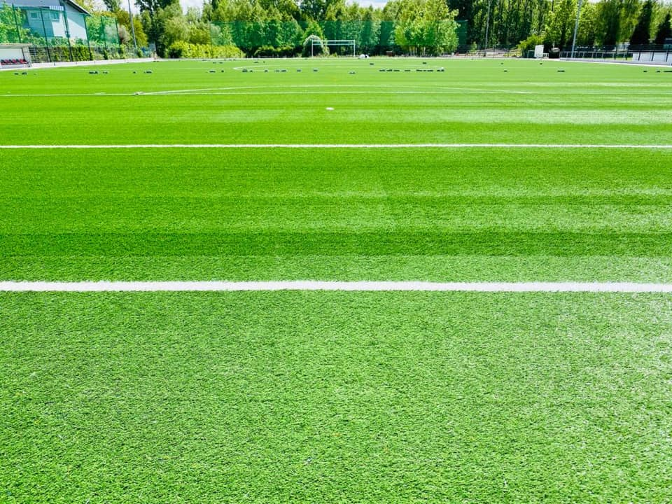 CCGrass, synthetic turf, football pitch