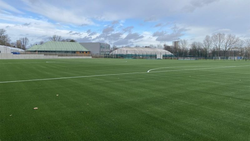 Club Des Sport's New CCGrass Pitch Ready For Play