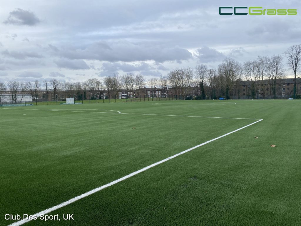 Club Des Sport's new CCGrass pitch
