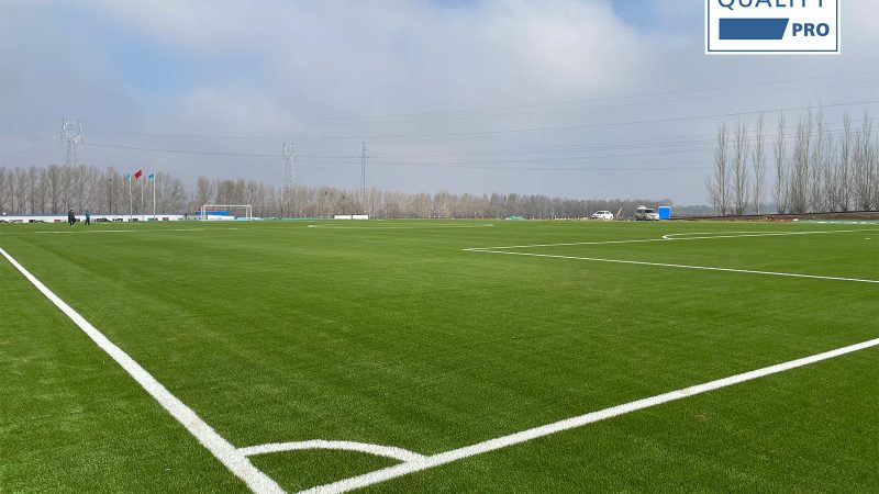 FIFA Quality Pro Certifications for the National Youth Summer Football Training Base in Shanxi, China