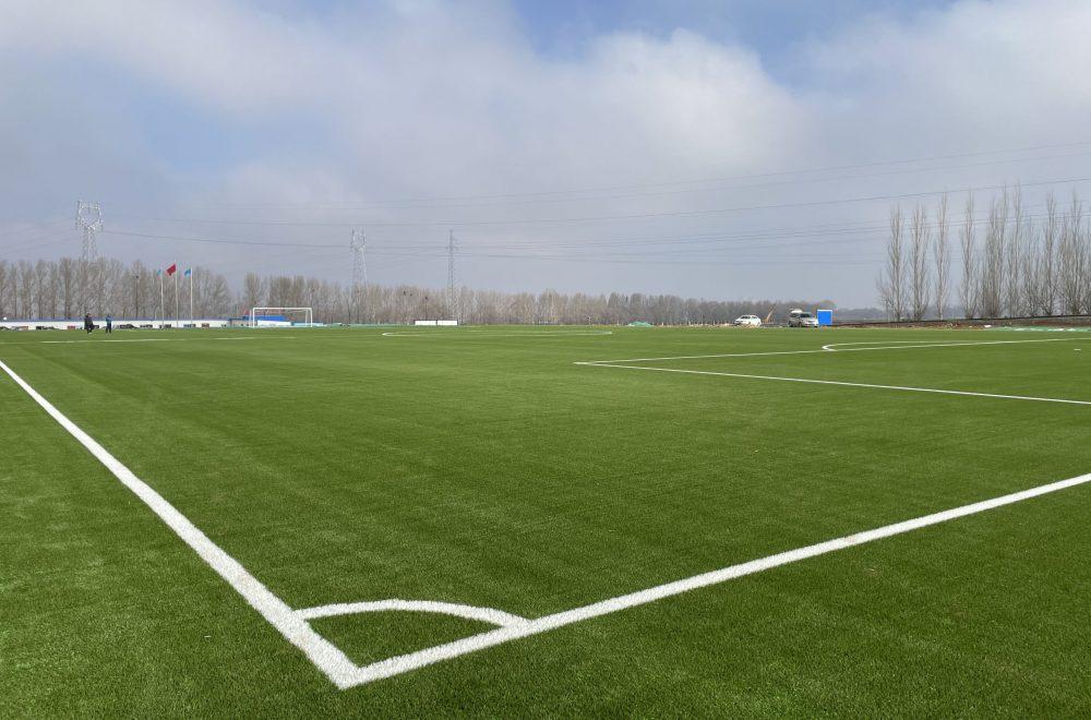 Shanxi Youyu National Youth Summer Football Training Base (China)
