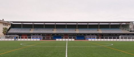 FIFA Quality Field for the Frajanas Municipal Stadium in Spain