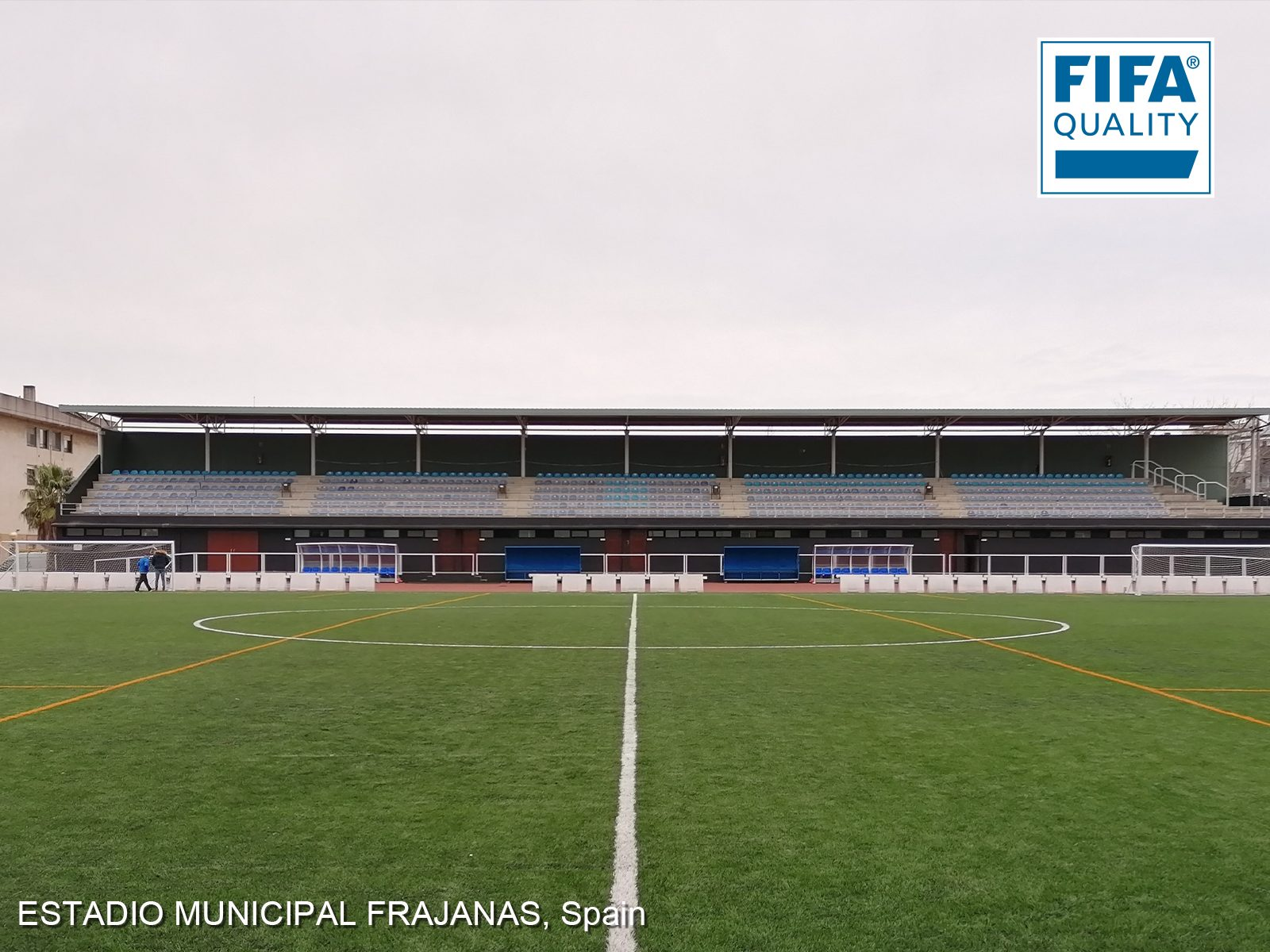 ESTADIO MUNICIPAL FRAJANAS, Spain(1)