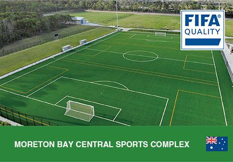 CCGrass, football pitch, Moreton Bay Central Sports Complex, Australia