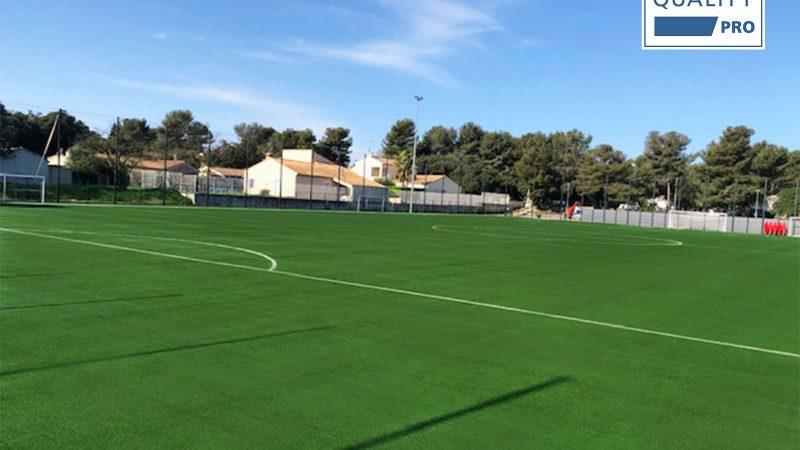 CCGrass First PRT Field in France