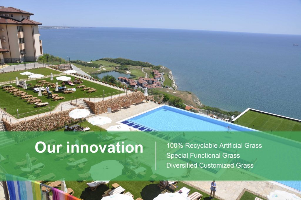 CCGrass, artificial grass company, our innovation