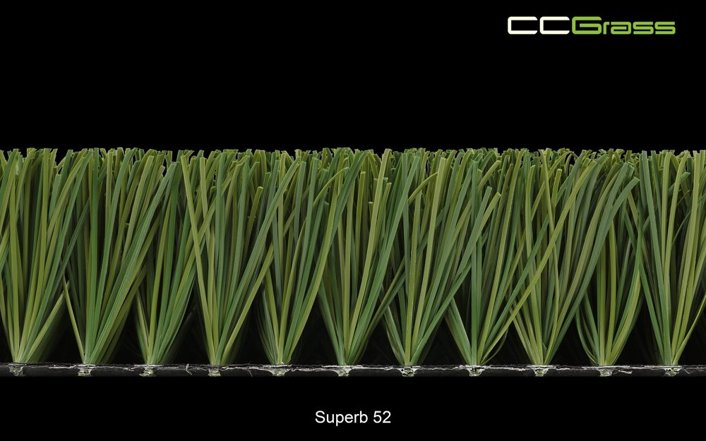 CCGrass, artificial grass fibres, Superb 52