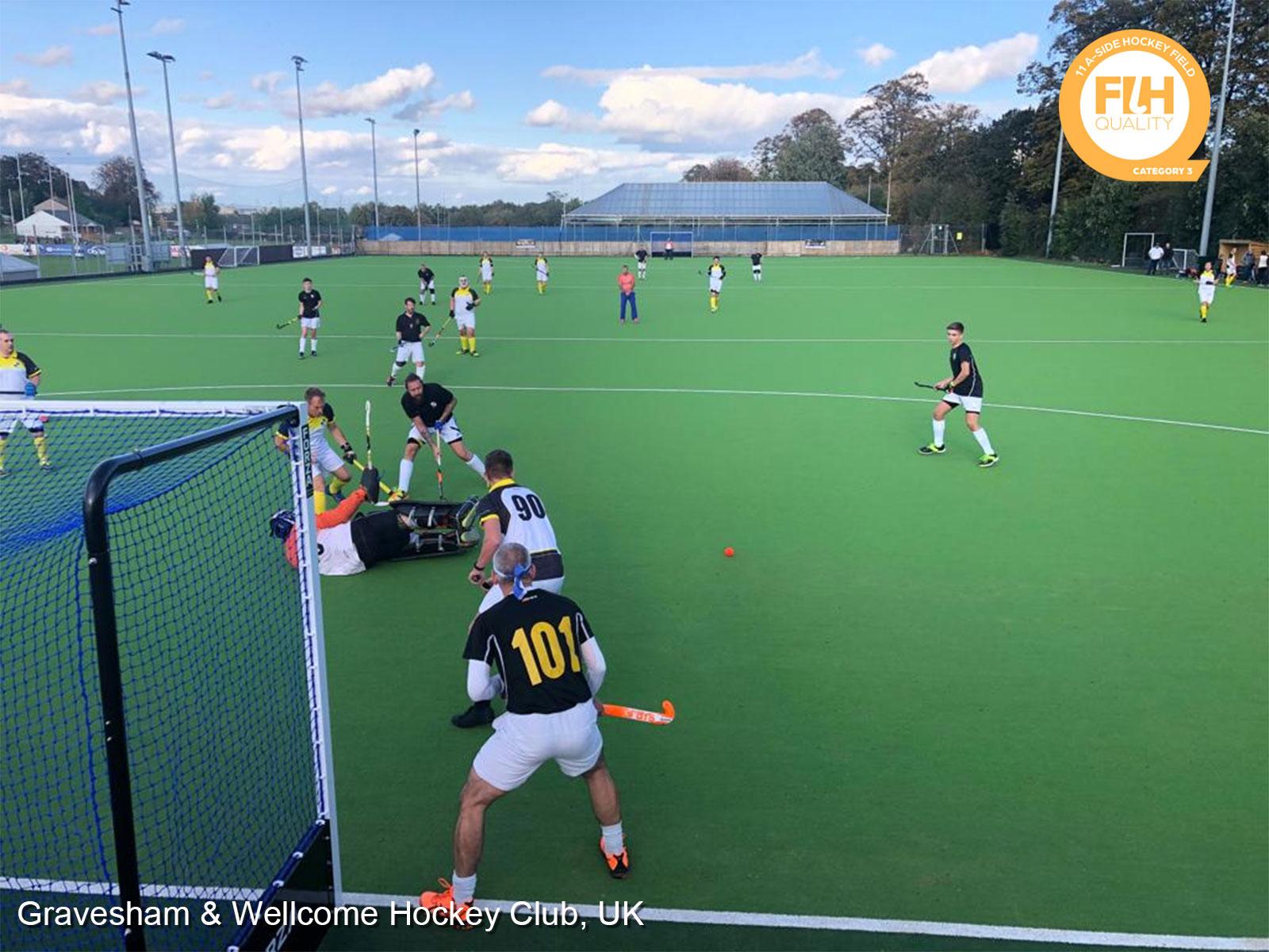 Gravesham & Wellcome Hockey Club