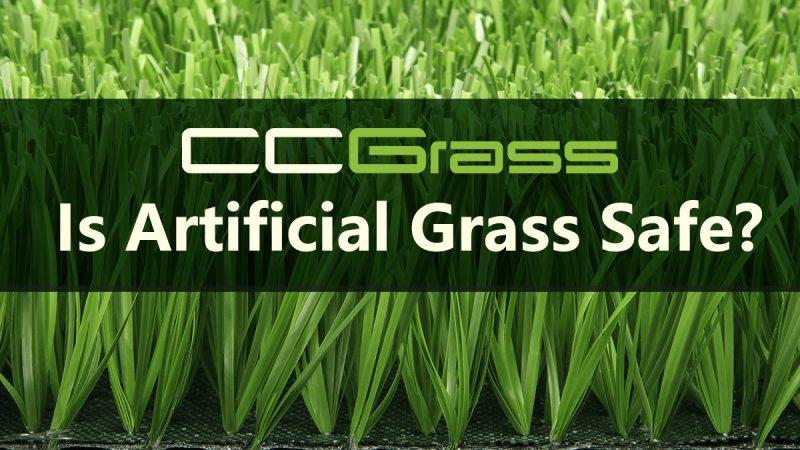 Caution! Is Artificial Grass Safe?