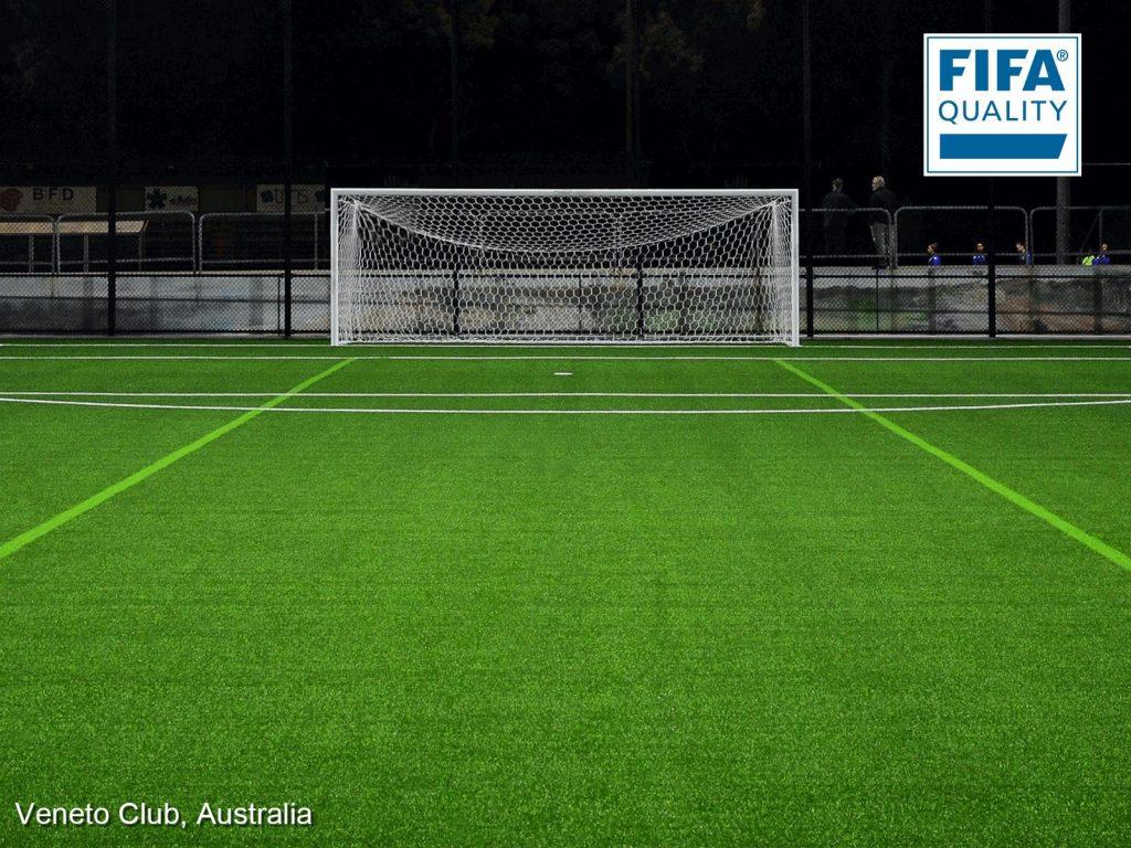 CCGrass, football pitch, Veneto Club