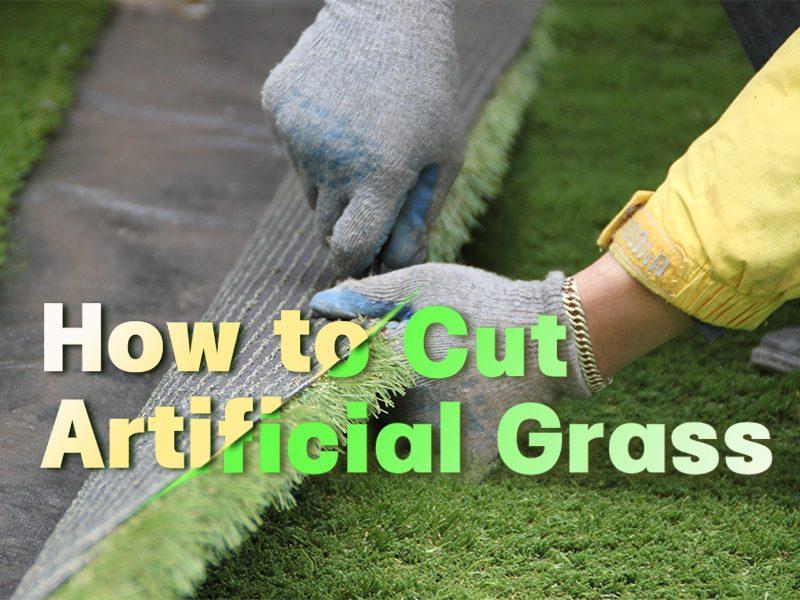 Cut Artificial Grass
