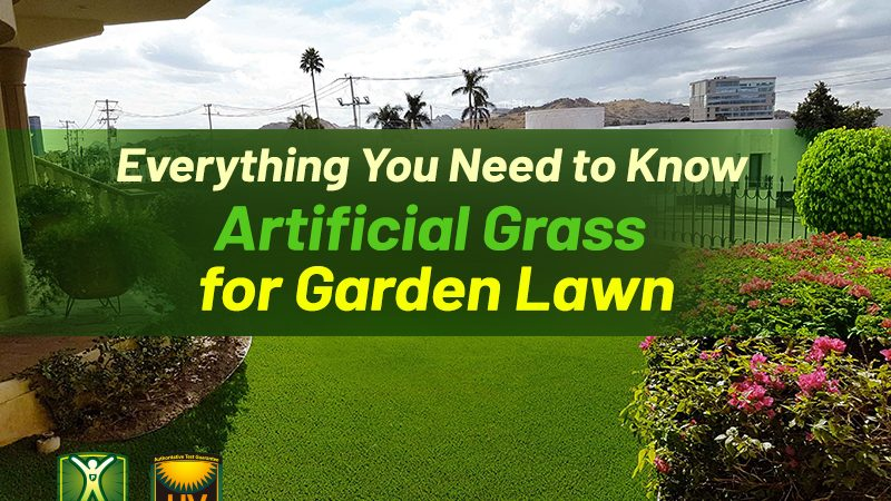 Everything You Need to Know About Artificial Grass for Garden Lawn
