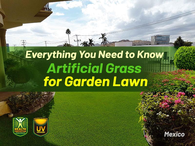 CCGrass, artificial grass for garden lawn