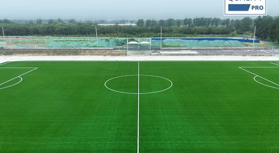 FIFA Quality Pro Pitch for Renmin University Affiliated Primary School in China