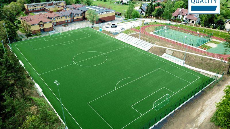 CCGrass New FIFA Quality Pitch in Straszyn, Poland