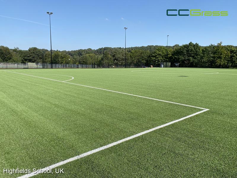 CCGrass, football pitch, UK