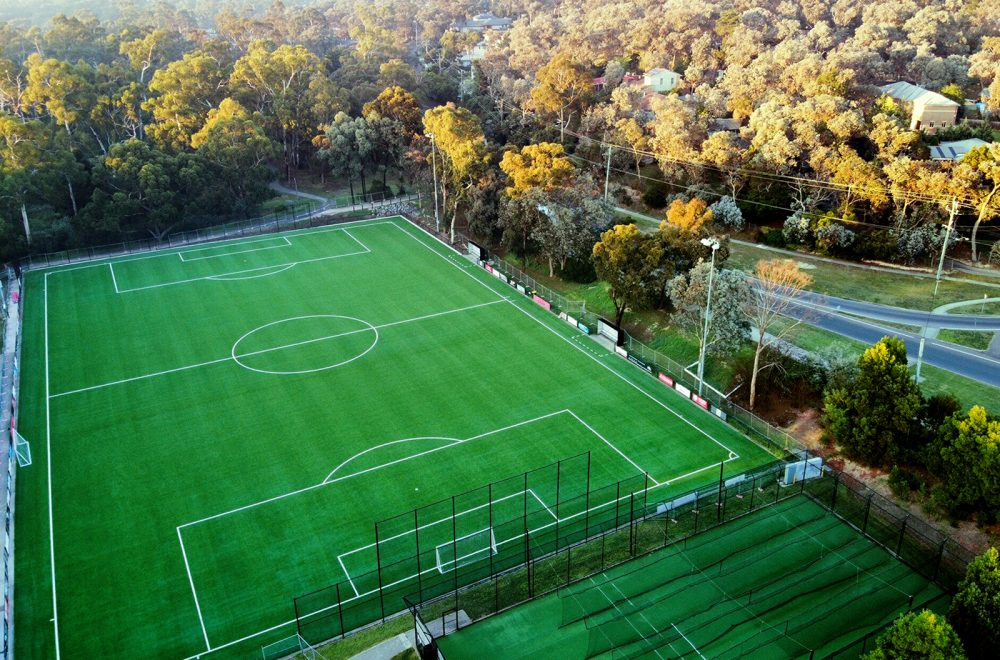 Eltham North Reserve Synthetic Pitch, Australia