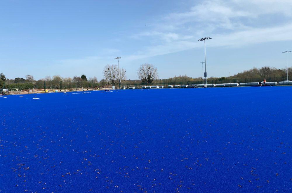 Worcester Hockey Club, UK