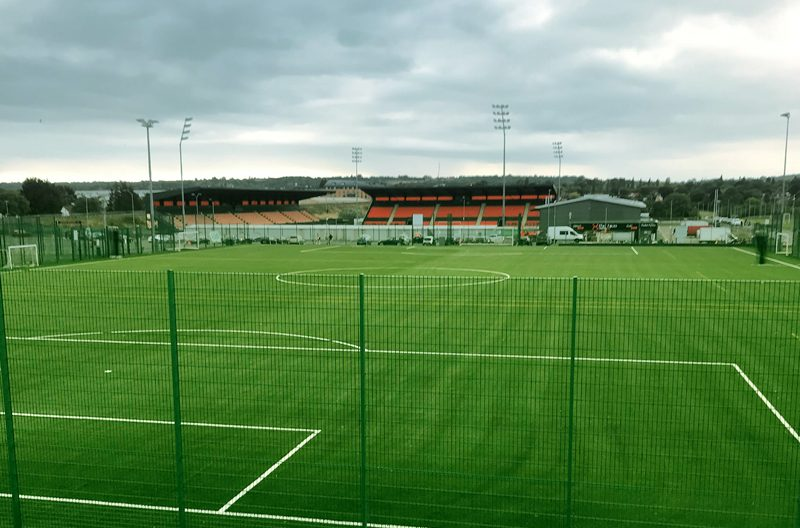 The Hive Football Centre (UK)